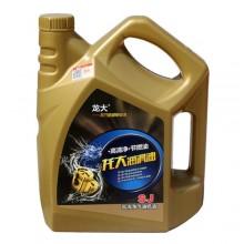 龙大SJ高清净汽油机油 乘用车用油 4L