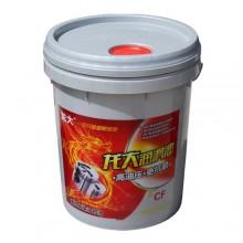 龙大CF重负荷柴油发动机油 20W50 18L