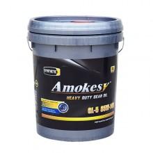 Amokesy GL-5重负荷齿轮油 85W-140 18L