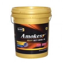 Amokesy AMK6000柴油发动机油 15W-40 18L