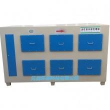 元润活性炭环保箱 空气净化设备 蜂窝式活性炭吸附箱直销